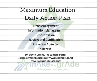 Maximum Education Daily Action Plan - Facebook