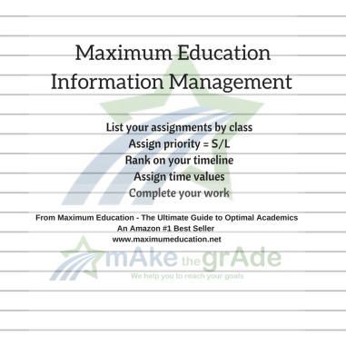 Maximum Education - Information Management 1 - Social Media
